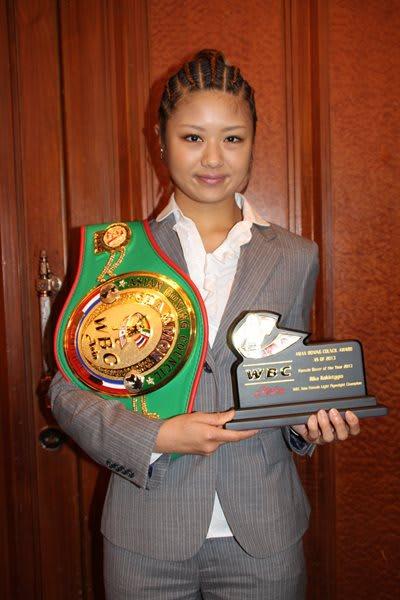 女子ボクシング-メインコンテン...