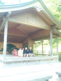 昭和村 能楽堂
