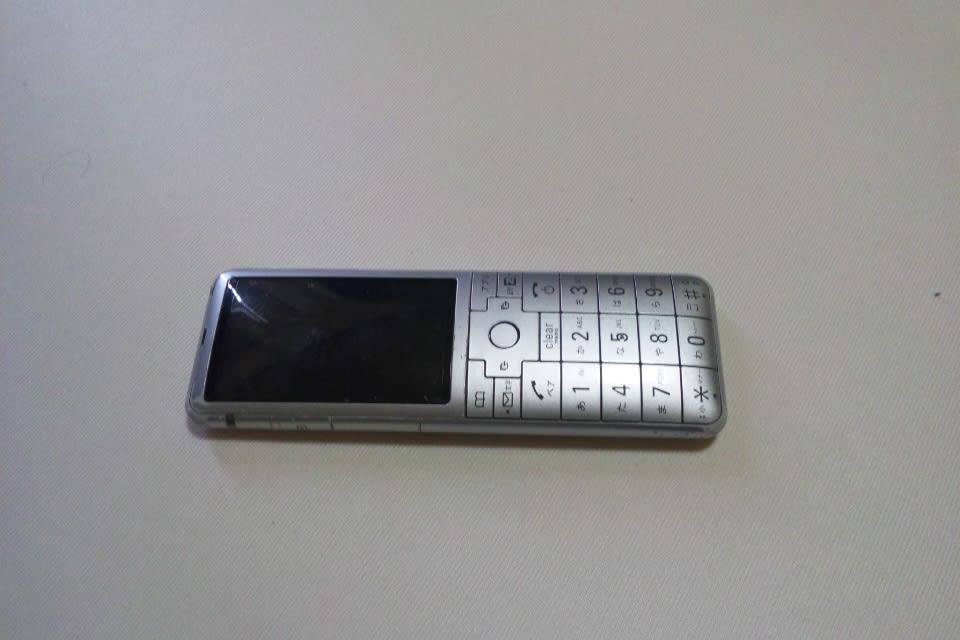スマートフォンにしました☆