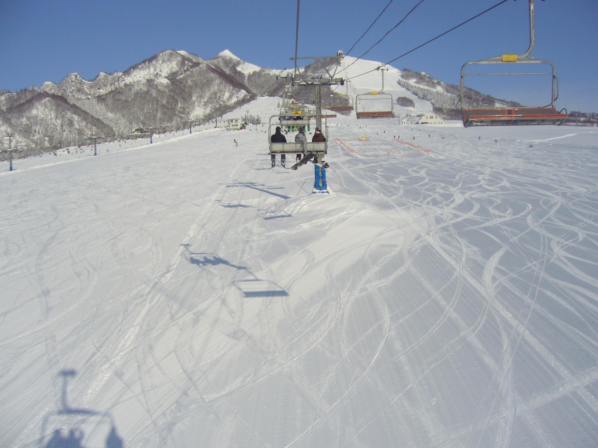 天気 スキー いわっ ぱら 場