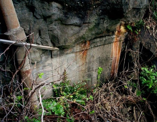 軍艦島:防空壕トンネル