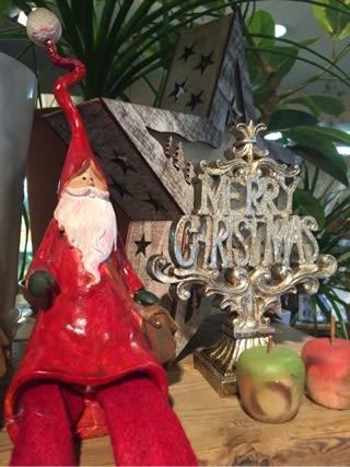 大人クリスマス てくてく 花雑貨 からんどりえのブログ 大阪府