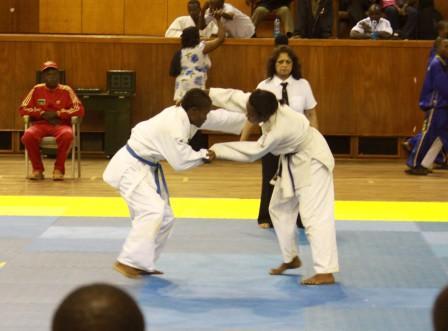 ⑪第4回東アフリカ柔道選手権大会...