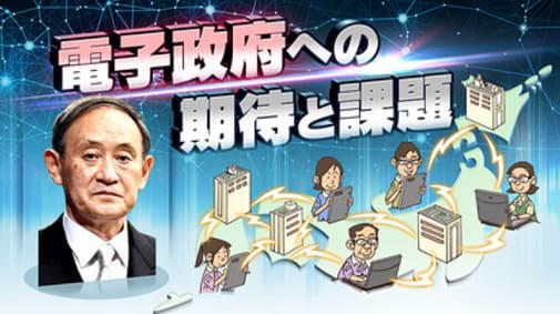電子政府の期待と課題」(時論公論) / NHK - 小父さんから