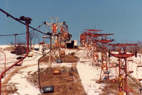 昔のびわ湖バレイ - silly ski squadronスキー雑記