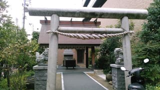 亀井戸水神社を訪ねる(香川の神...