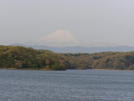多摩湖・狭山湖 サイクリング