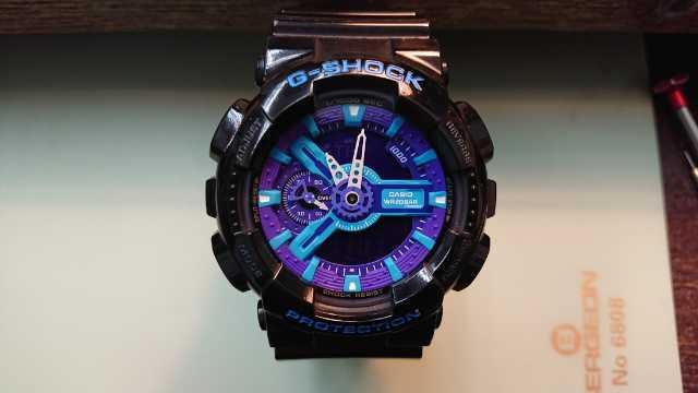 10d08a3bd6 【CASIO】G-shock - 1級時計修理技能士 東京練馬 富屋時計店 ブログ