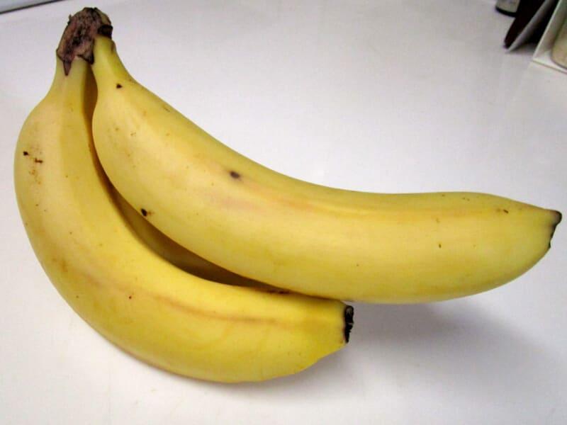 08月31日 バナナ