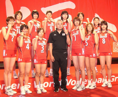 バレー 全日本 女子