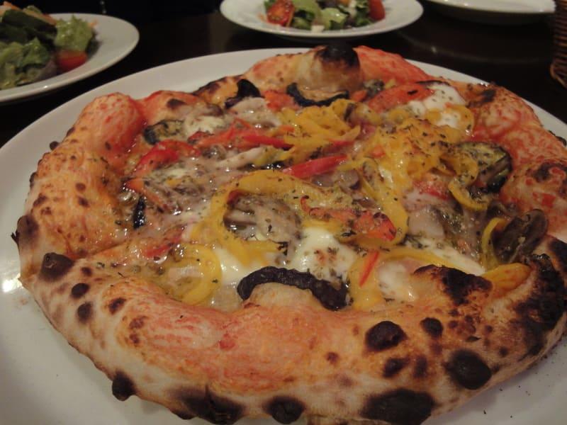 タピオカ ピザ
