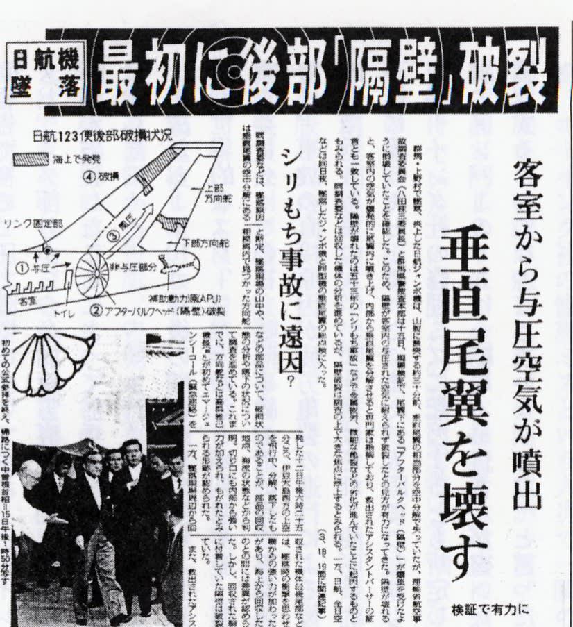 日航 ジャンボ機 ufo 遭遇 事件