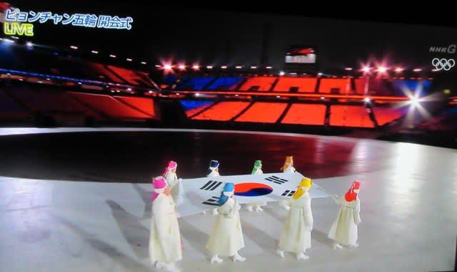 オリンピック ピョン チャン 2018