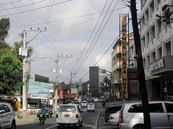 バギオ市のコリアン タウン korean town in baguio city アイ