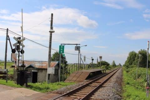 JR北海道 北比布駅 - 一日一駅
