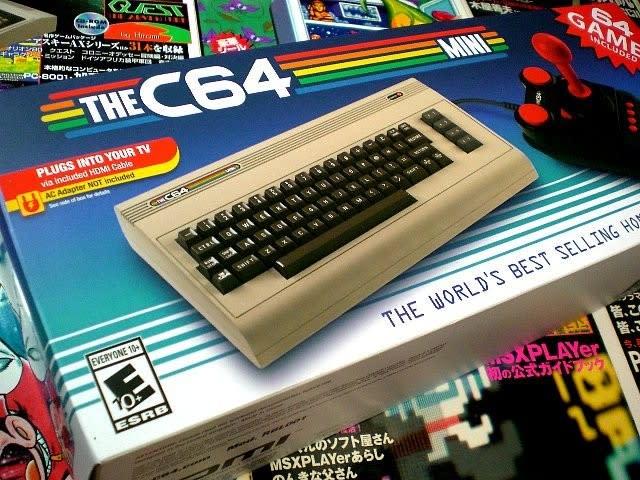59d434593a THEC64Miniは、Retro Games Ltd.より2018年に発売されたミニゲーム機、復刻タイプのミニパソコン 。主に欧州で79,99€(約一万円)くらいで売られています。