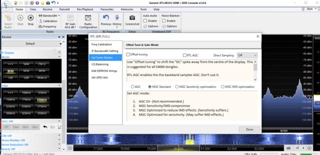 SDR Console V3 - K's blog
