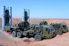 S-400【岩水・ロシア軍装備】ミサイル