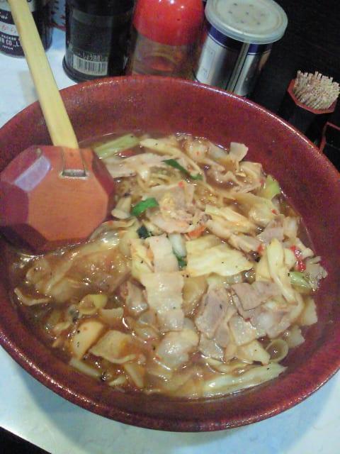 南蛮クークー麺