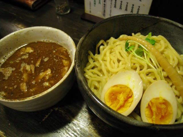 「特製つけ麺」