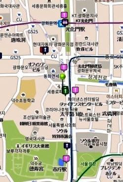 韓国の街ネタ、観光ポイント、店...