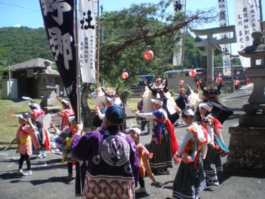 小友町巌龍神社例大祭 其の弐 - 「遠野」なんだり・かんだり