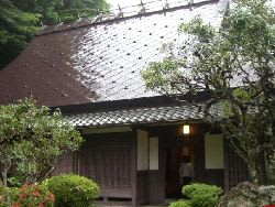 江戸時代末期の建築。