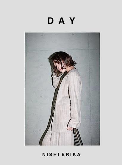 西恵利香BRAND NEW SINGLE「DAY」