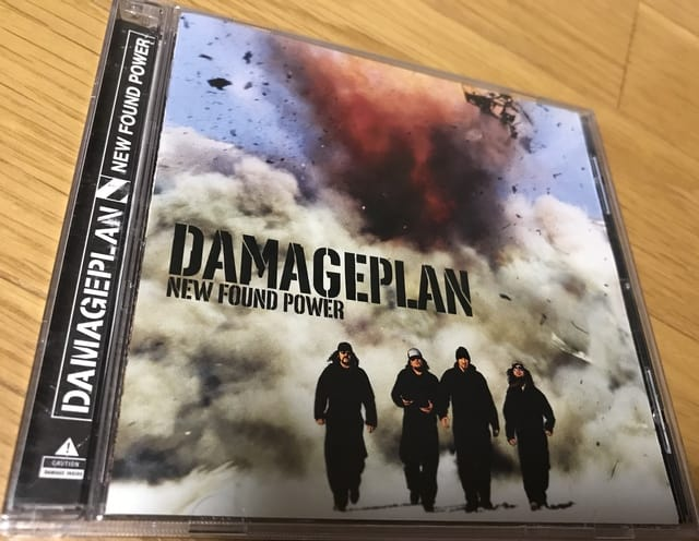 damageplan(new found power)CD ...