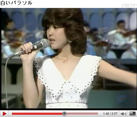 松田聖子 白いパラソル Tv 高画質 Rockan Style 67