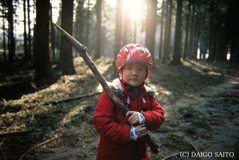 森の冒険家