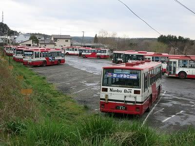 南部バス エルガミオが! - 八戸...