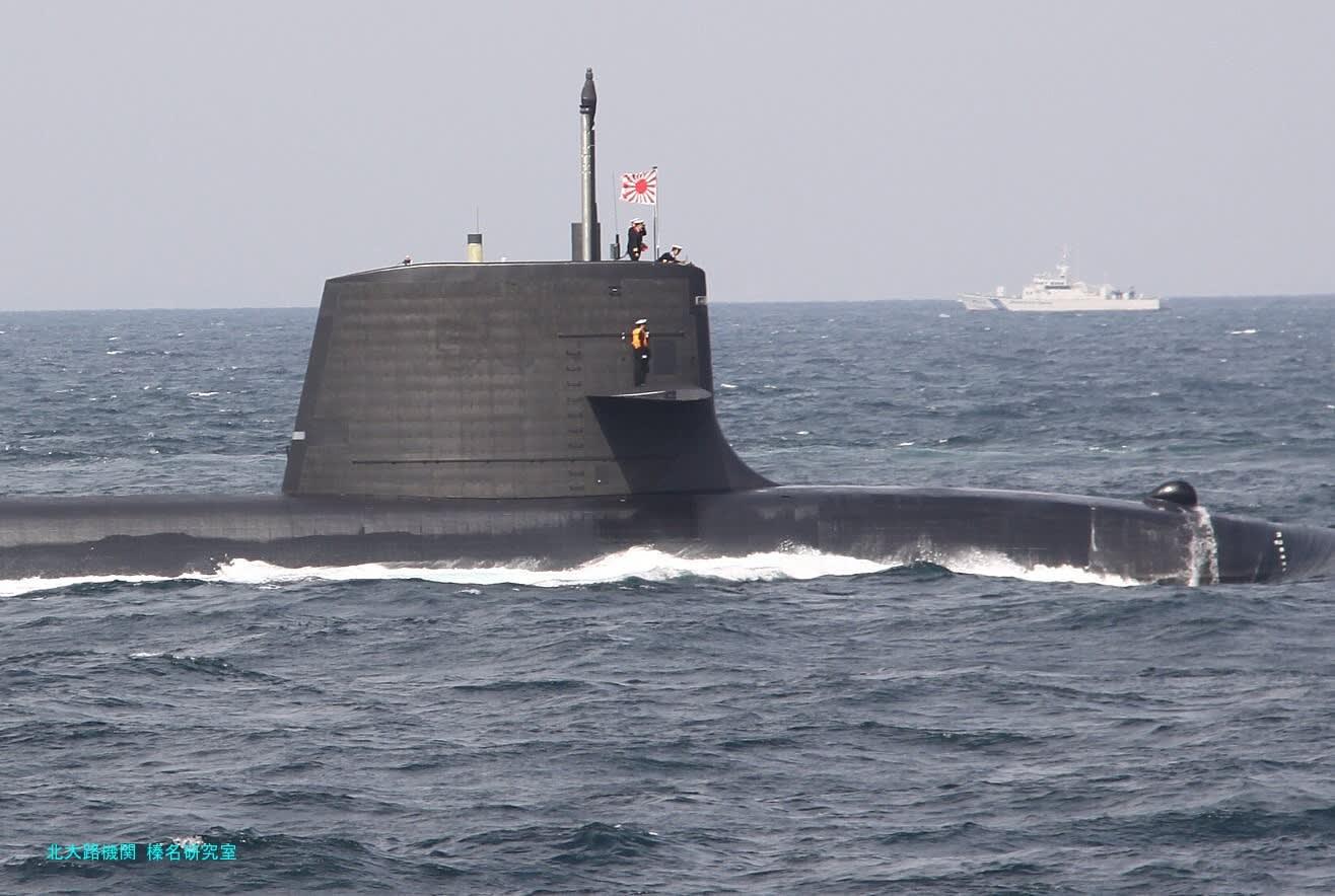 アタック 級 潜水艦
