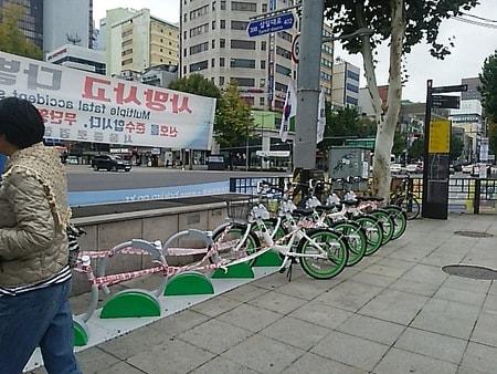 ブログ151011 仁寺洞~乙支路3街...