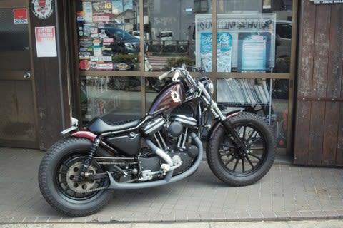 バイクを回せ