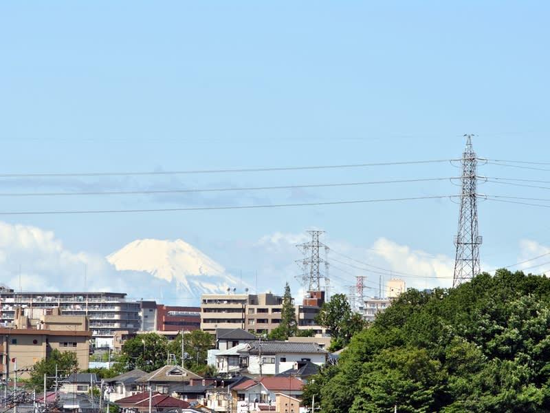05月28日 富士山