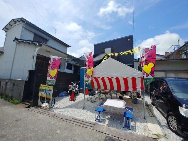見学会場の写真です。 | 高知市で月々三万円で新築一戸建てを建てるならサンブランドハウス