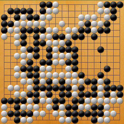 隅の曲がり四目(ルール解説) - 白石勇一の囲碁日記