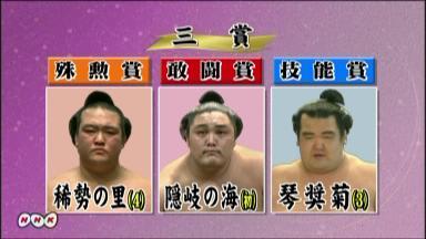 大相撲 その6 白鵬関に拍手 - つ...