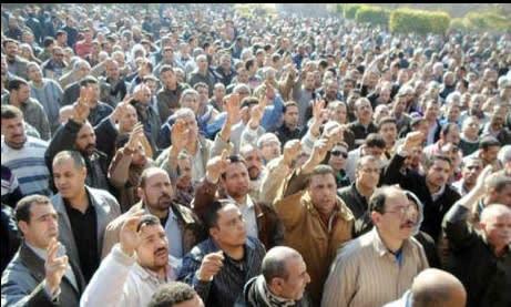 エジプト 軍主導のシシ新大統領...