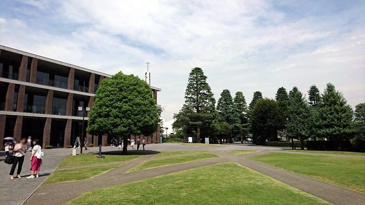 オープン 立教 キャンパス 大学