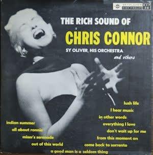 クリス・コナー THE RICH SOUND ...