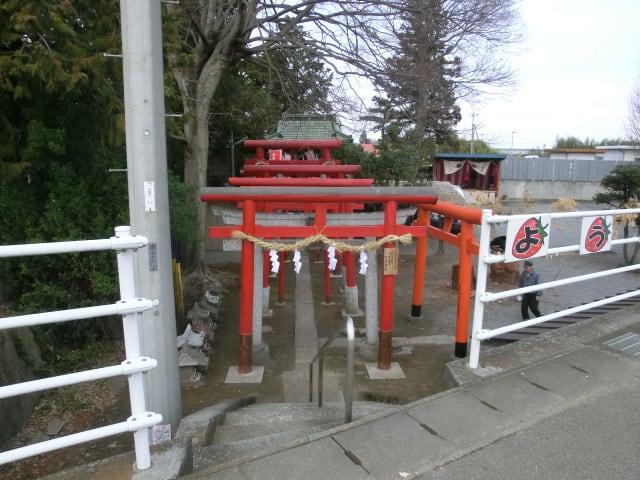 椿田稲荷神社