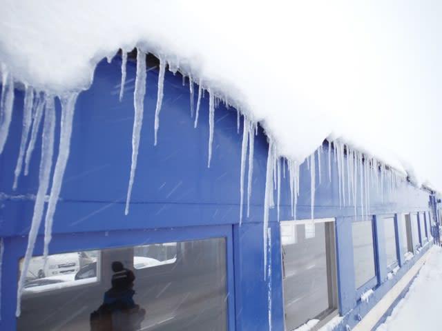 湯沢 中里 積雪