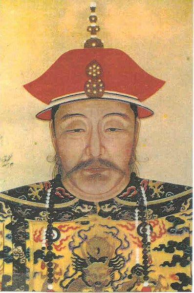 1616年 〈ヌルハチ、後金(後の清)建国(~1912年)〉 - ベック式!難 ...