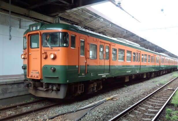 初めて見た、新潟の湘南色。