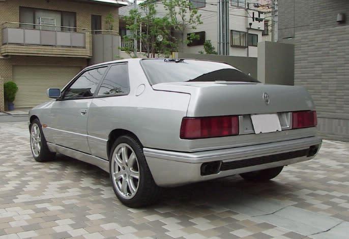 1996年式 Maserati Ghibli 2.8 6MT - GHIBLI★倶楽部