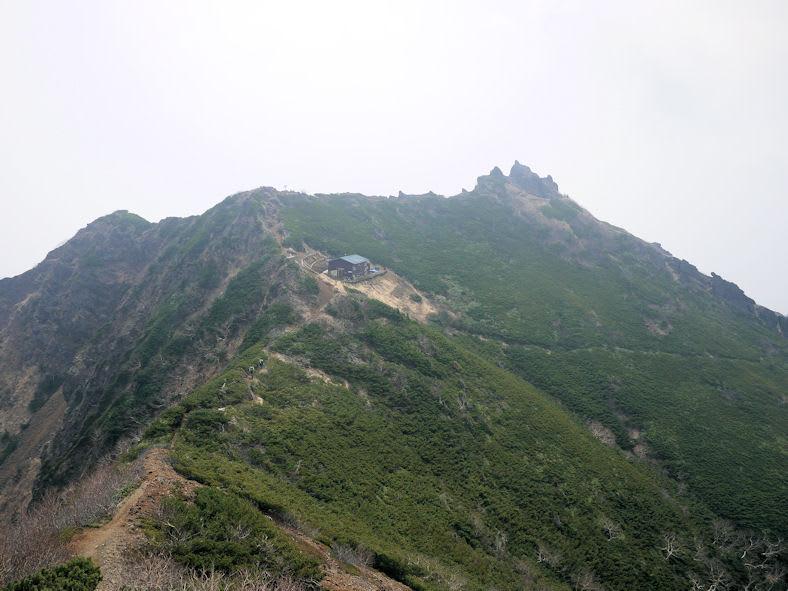 山の記憶 再び