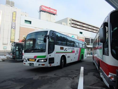 高速おたる号(円山経由) - バスターミナルなブログ