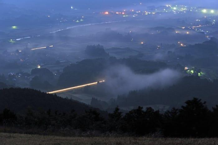 加久藤盆地